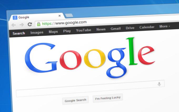 グーグルキーワード検索